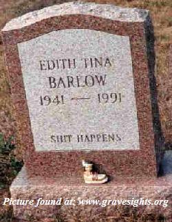 weird tombstones funny